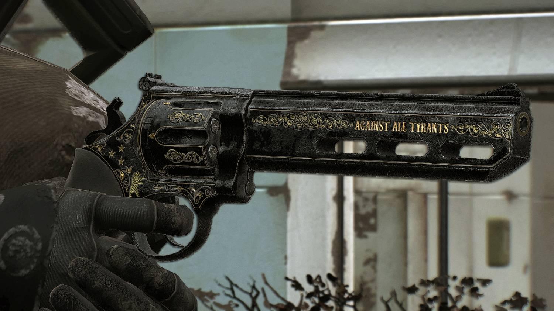 Секвойя рейнджера НКР .44 Магнум для Fallout 4 - Скриншот 3