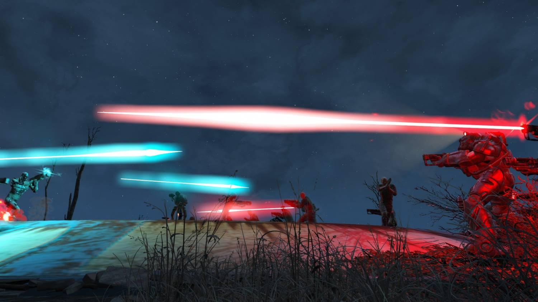 Лазерные лучи для Fallout 4 - Скриншот 3